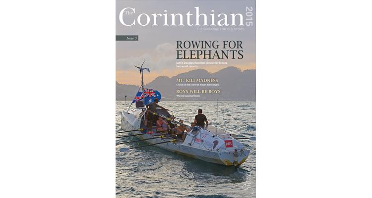The Corinthian 2015